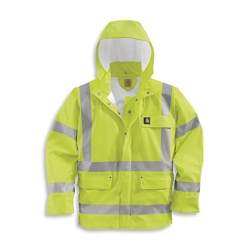 Carhartt Style #: C93 Men's High-Visibility Class 3 WorkFlex� Coat C93